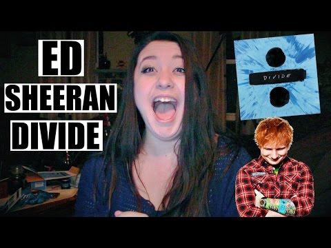 Ed Sheeran - Divide - Full Album Reaction!!!