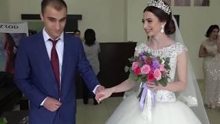 Утро невесты, как это было.