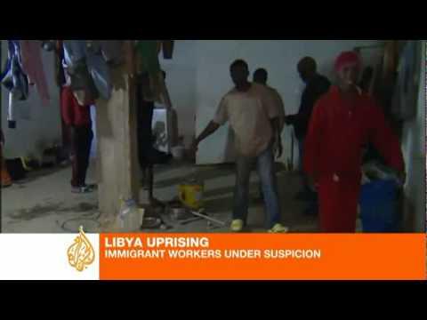Black Africans in Libya live in fear