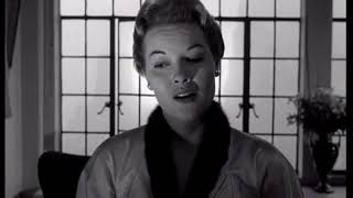Patti Page--Autumn in Rome, Indiscretion--James Wong Howe Photography