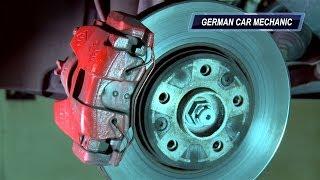 Замена передних тормозных колодок на Рено Меган 2 своими руками: фото и видео