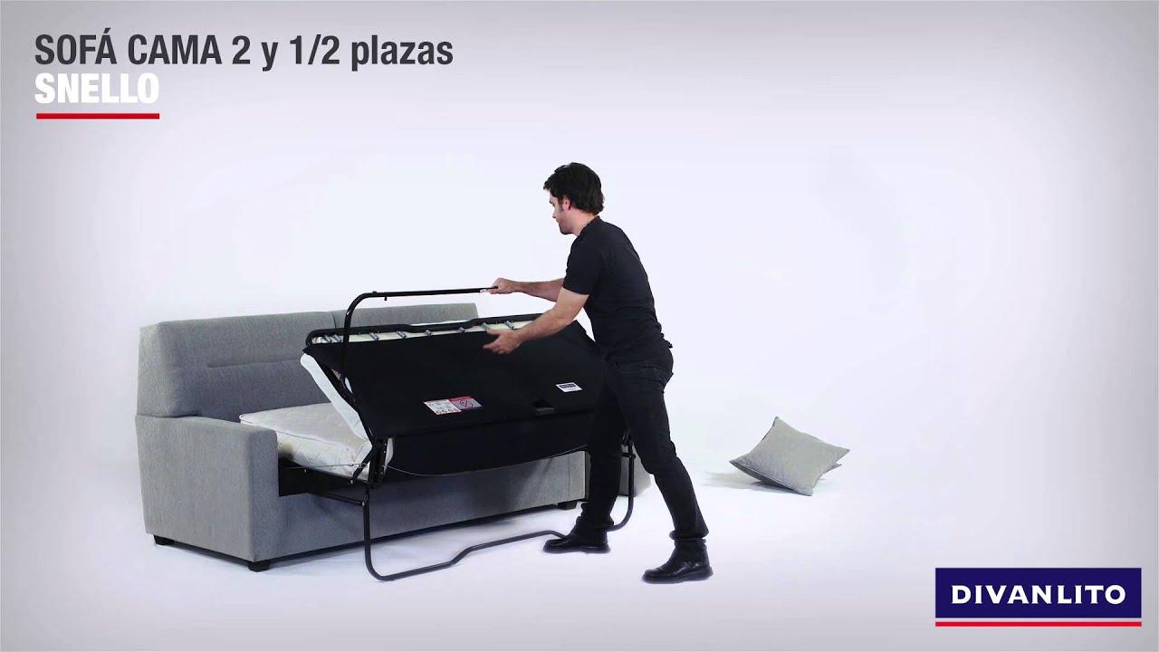 Fabrica de sofa cama 2 plazas en cordoba for Divanlito sofa cama