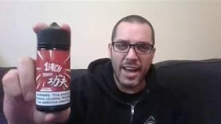 1 Inch Punch Sengoku Vapor