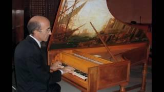 W. Byrd,  Pavana Lachrimae & Galliard (Basilio Timpanaro, clavicembalo)
