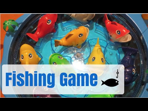 ABC123: Fishing Game For Kids With Music (Let's Play)