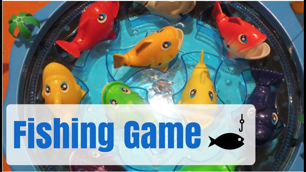 Fishing games for kids to play - Abc123 Fishing Game For Kids With Music Let S Play