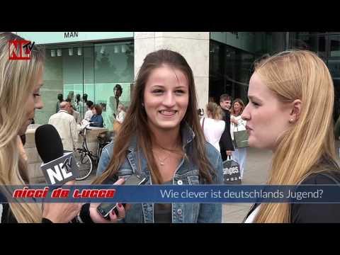 Wie schlau sind Hamburgs Girls? WciDJ