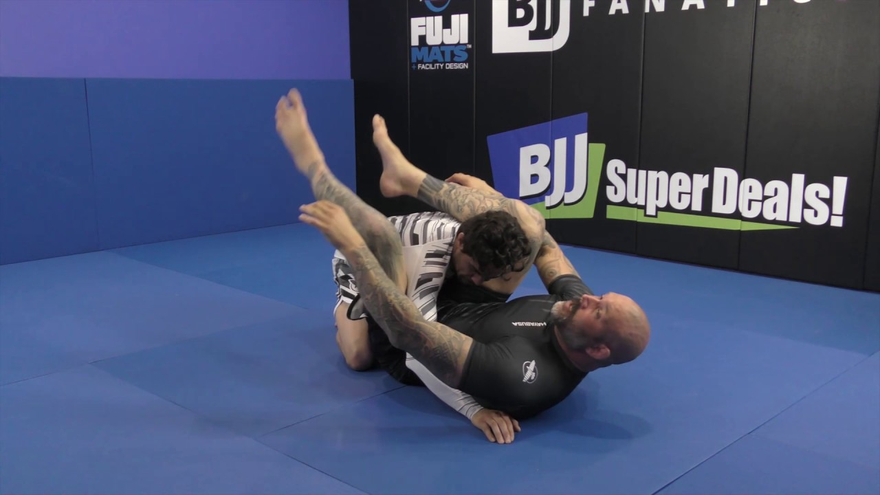 Arm on the Mat Triangle by Neil Melanson