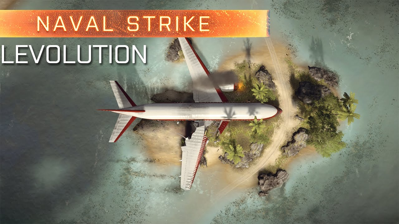 Naval Strike: Levolution Guide - Baby Megalodons auf Lost Islands? -  Battlefield 4 (German)