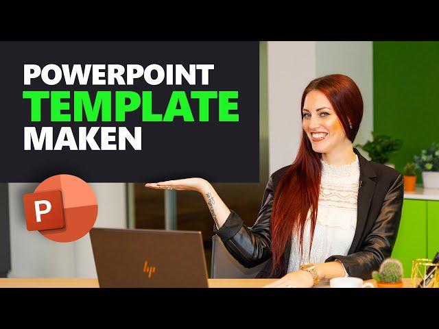 PowerPoint template maken | PowerPoint Basics | PPT Solutions