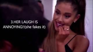 Reasons To Hate Ariana Grande