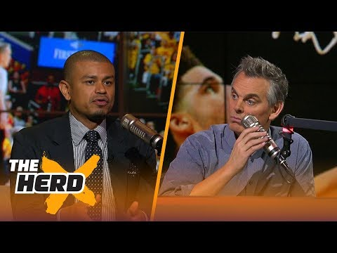 Earl Watson talks watching Lonzo in middle school, Westbrook's attitude in OKC and more   THE HERD