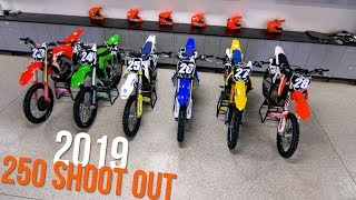 Motocross Action's 2019 250 Shoot Out