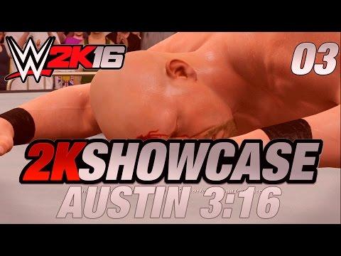 Austin 3:16   La venganza de Bret Hart   WWE 2K16: 2K Showcase (03)