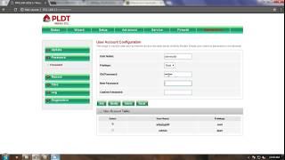 PLDT home DSL: QOS/Traffic Shaping Prolink PRS1241B