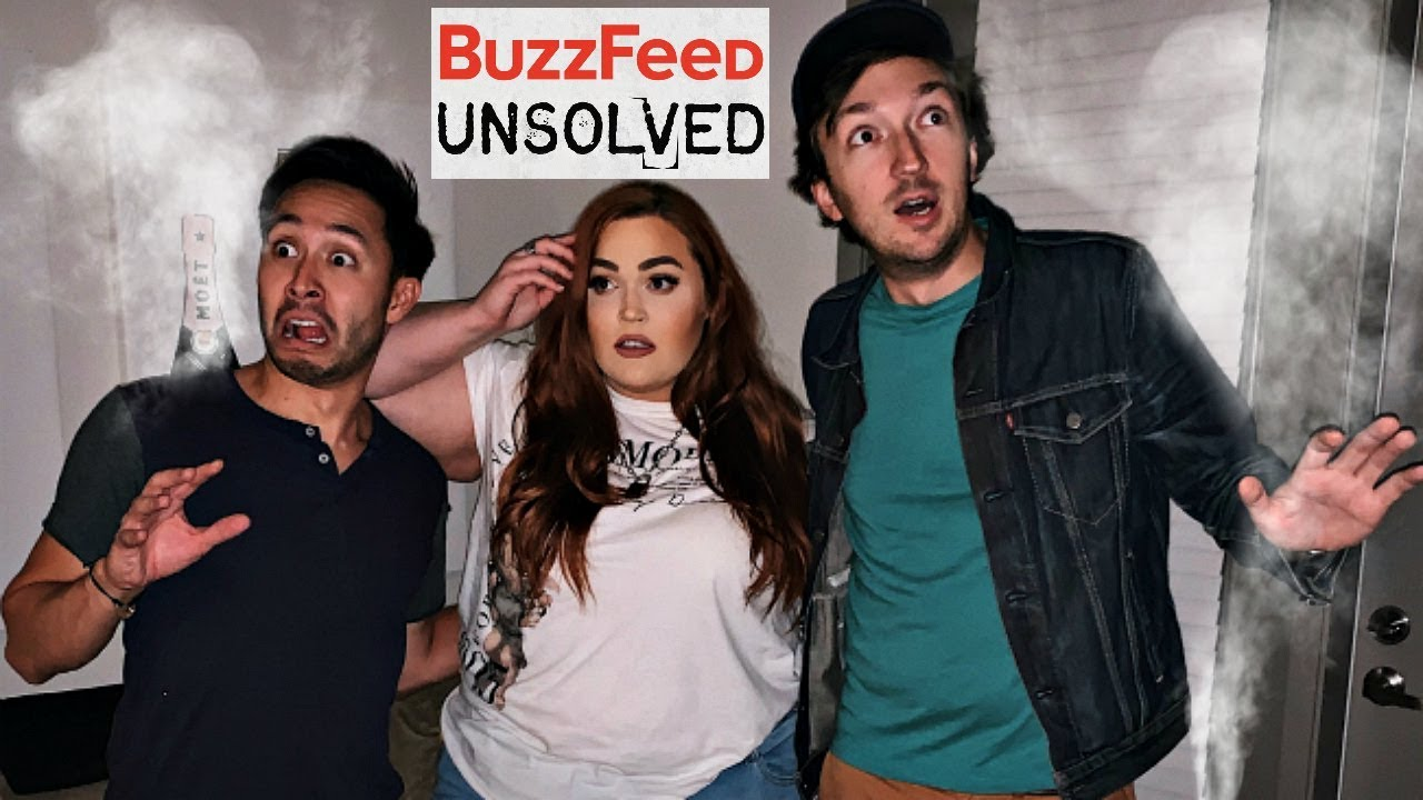 Download Ghost Hunting in my Haunted Apartment... with Buzzfeed Unsolved Supernatural