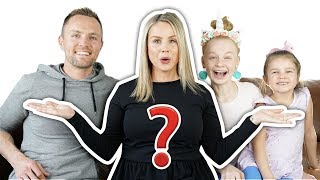 WHO KNOWS ME BETTER: KiDS vs DAD **pregnant mum edition** 🤰