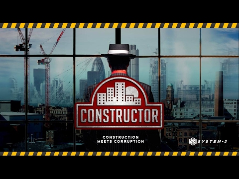 "Constructor - ""Yes Gov'nor!"" - Teaser Trailer"