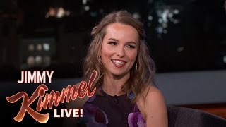 Bridgit Mendler Goes to USC with Her Mom