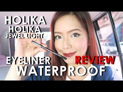 Holika Holika Jewel Light Eyeliner REVIEW (Waterproof Eyeliner) - saytioco