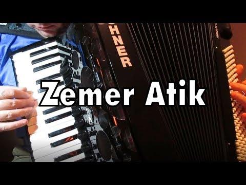 Akordeonda Egzotik Parçalar 7 Zemer Atik - Murathan Akordeon