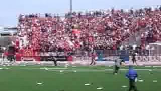 Toronto FC - First Goal Ever Live!