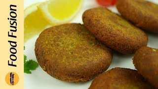 Shami Kabab Recipe By Food Fusion
