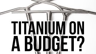 Titanium on a Budget? - Vault Ti Bars Product Overview