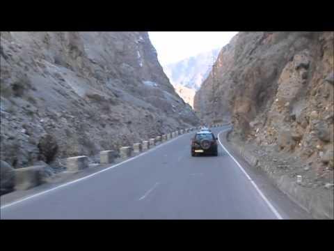 Tajikistan road trip: Dushanbe to Panjakent 2016