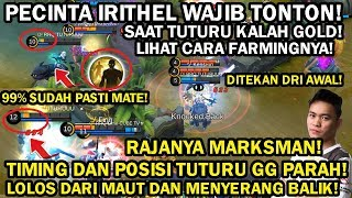 USER MM WAJIB TONTON! KALAH GOLD DI AWAL! LIHAT CARA FARMING DAN TIMING TUTURU MAKE IRITHEL! thumbnail