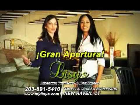 Lisys Discount Furniture Grand Opening YouTube