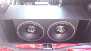 """2"""" KAOS 12"""" 600Wrms + SD1500 [CETREL AUTO SOM] (1080P)"""