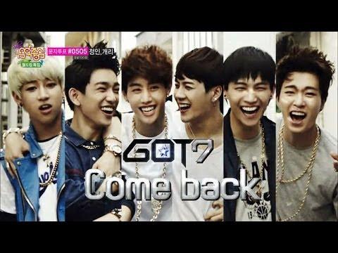 [Comeback Stage] GOT7 - A, 갓세븐 - 에이, Show Music Core 20140621