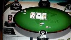 FULLTILT poker:  AQ versus 89