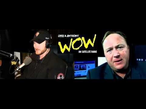 Opie & Anthony: Chris Kyle confronts Alex Jones 01-10-2012