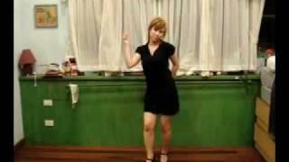 Wonder Girls - ♥Nobody♥ Dance [kaotsun]