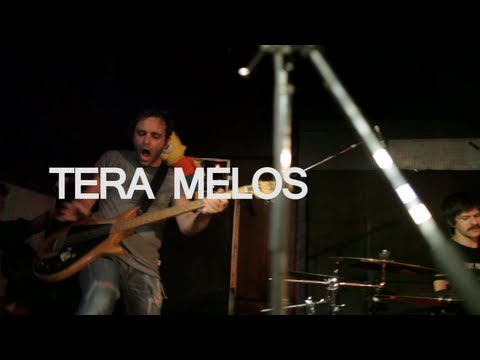"TERA MELOS ""Weird Circles"" Live @ The Media Club"