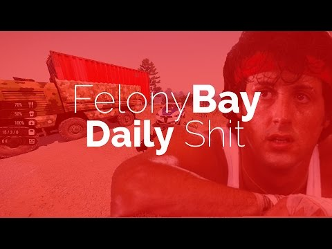 Fahr' Rechts! Felony Bay Daily Shit #3| Altis Life