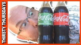 Coca Cola Classic vs Coca Cola Life Review