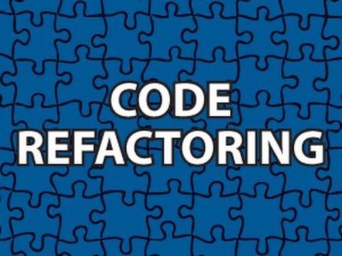 code-refactoring