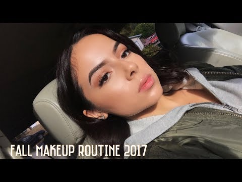 My Everyday Fall Makeup Routine 2017 thumbnail