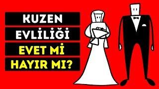 Kuzenlerle Evlenmek Tehlikeli Midir?