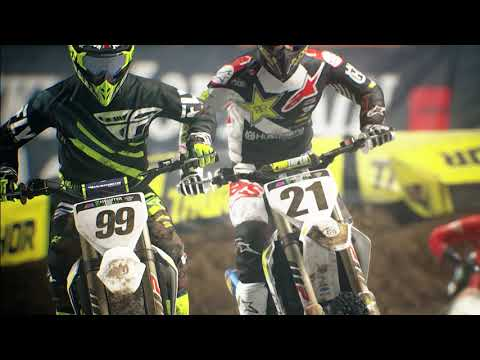 Monster Energy Supercross - The Official Videogame 2 - Video