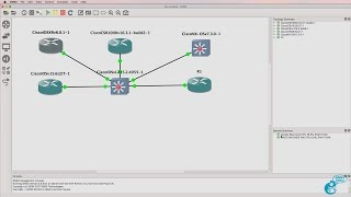 GNS3 Talks: Network Operating Systems Part 2: FBOSS, NX-OS, IOSv, IOS-XRv, cEOS and many more!