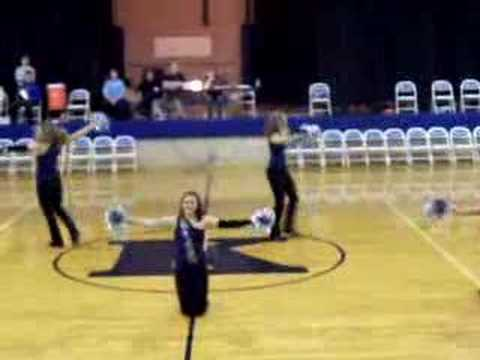 Kenesaw Dance Team 2007-2008 #4