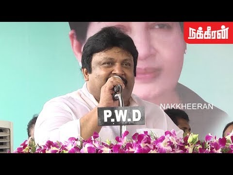 Emotional Speech | Prabhu @ Sivaji Ganesan Memorial Inauguration In Chennai