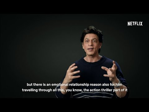 Shahrukh Khan Full Interview | NETFLIX | Bard of Blood - Netflix Original Series