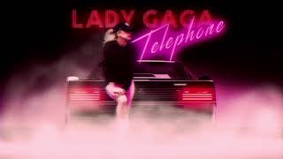 Lady Gaga (Ft. Beyoncé) - Telephone Synthwave 80s Cover