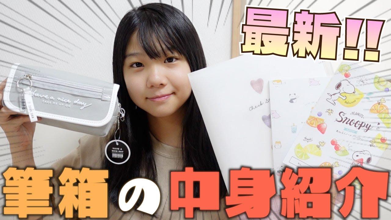 【NEW】るいかの筆箱の中身紹介!!【みなみン家】