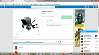 THERE IS A SECOND DOMINUS IN THE EVENT ROBLOX (READ PLAYER ONE)